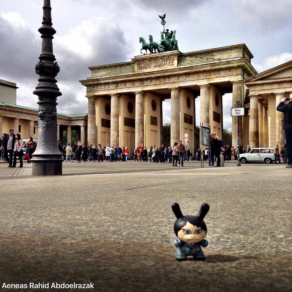 Señor Panchito ist auch ein Berliner.